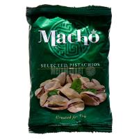 Фісташки Мачо добірні смажені солоні 125г х10