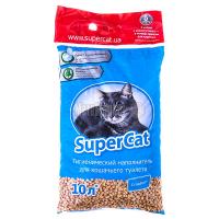 Наповнювач для котів SuperCat 3кг х6