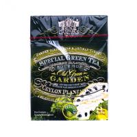 Чай Sun Garden зелений ароматиз. з саусепом 90г х24