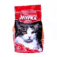 Наповнювач для котів Мурка з ароматизат.2,5-5мм 2кг х6