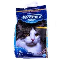 Наповнювач для котів Мурка з ароматизат.1,5-2,5мм 5кг х6.