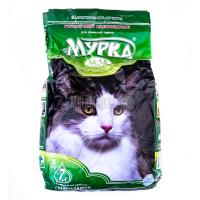 Наповнювач для котів Мурка 0,8-1,5мм 5кг х6.
