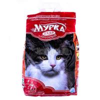 Наповнювач для котів Мурка 2,5-5мм 5кг х6.