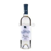 Вино Колоніст Рислінг напівсухе біле 2014 0,75л х2