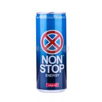 Напій Non Stop енергетичний original з/б 250мл х12