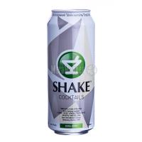 Напій Shake Бора-Бора з/б 7% 0,5л х6
