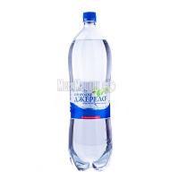 Вода Природне Джерело сильногазована 2л х6