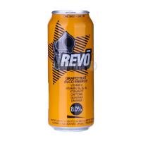 Напій Revo Grapefruit Грейпфрут 8% 0,5л ж/б