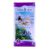 Сіль харчова морська Salute di Mare крупна 750г