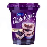 Десерт Danone Даниссимо кисломолочний Тірамісу 9,5% 340г х12
