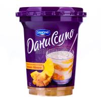 Десерт Danone Даниссимо кисломол. ананас-манго 9,5% 340г х12