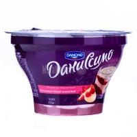 Десерт Danone Даниссимо полуниця-шоколад 9,5% 135г х12