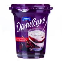 Десерт Danone Даниссимо вишня-шоколад 9,5% 340г х12