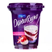 Десерт Danone Даниссимо полуниця-білий шоколад 9,5% 340г х12