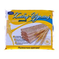 Хлібці Удальці пшенично-гречані 100г