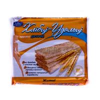 Хлібці Удальці житні 100г