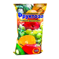 Фруктоза Лавка здоровя фруктовий цукор 500г