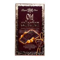 Шоколад ХБФ Old Collection гіркий з лісовим горіхом 200г х13