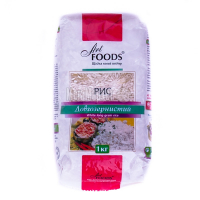Рис Art Foods довгозернистий 1000г х20