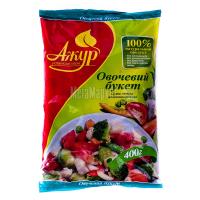 Суміш Ажур різана Овочевий букет заморож.400г х14
