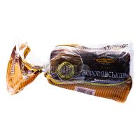 Хліб Київхліб Бородянський 750г в упакуванні