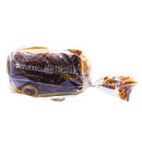 Хліб Київхліб Бородянський наріз.скибками в упакув.0,4кг