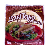 Тако Хлібні Технології мексиканські м`які 6шт. 230г