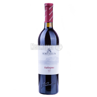 Вино Коктебель Каберне столове червоне сухе 0.75л х6