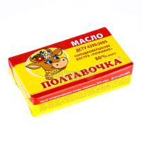 Масло Полтавочка 80% 200г х40