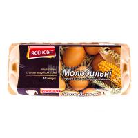 Яйця Ясенсвіт Молодильні 10шт СО