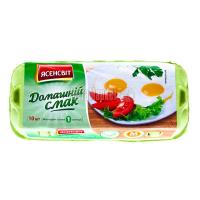 Яйця Ясенсвіт Домашній смак 10шт С1