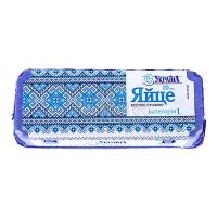 Яйця Ясенсвіт Україна 10шт С1