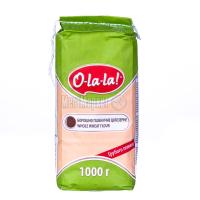 Борошно O-la-la пшеничне грубого помелу 1кг х6