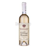Вино Князя Трубєцкаго Шардоне Витримане 0,75л х6
