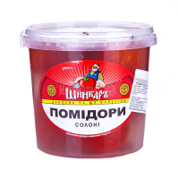 Помідори Шинкар солоні 1000г х6