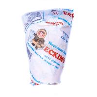 Морозиво Рудь Ескімос пломбір у стаканчику 80г х16