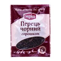 Спеції Мрія перець чорний горошком 20г х110