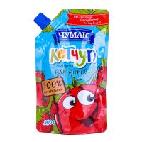 Кетчуп Чумак Лагідний для дітей 200г