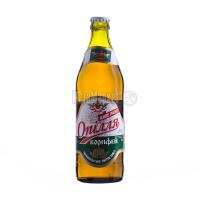 Пиво Опілля корифей світле 0,5л х20