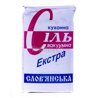 Сіль Слов`янська кухонна 1000г