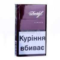 Сигарети Davidoff Classic