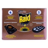 Засіб від комах Raid MAX 4штх6