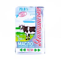 Масло Яготин солодковершкове 73,0% 200г