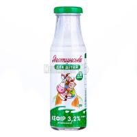 Кефір Яготин для дітей 3,2% 200г х9