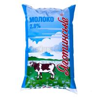 Молоко Яготин 2.6% п/е 900г