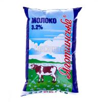 Молоко Яготин 3,2%  п/е 900г