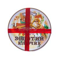 Торт Roshen ККФ Золотий ключик 450г х6