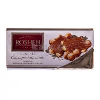 Шоколад Roshen Classic Екстрамолочний ціл.ліс.горіх 100г х30