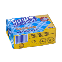 Масло Наш Молочник Селянське 72,6% 100г