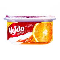 Сирок Чудо збитий апельсин 4,2% 115г х24